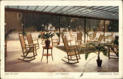 The Terrace at The Weldon