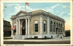 Post Office, Webster, Mass