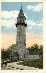The Tower, Fall River Water Works