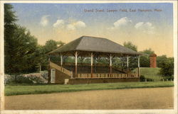 Sawyer Field - Grand Stand