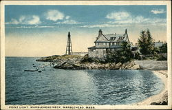 Point Light, Marblehead Neck
