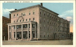 St. Johnsbury House