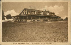 Salem Country Club and Grounds