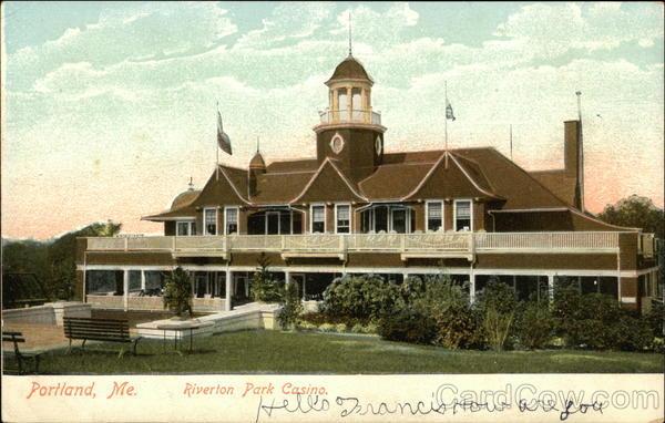 Portland casino maine