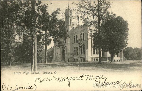 High School Urbana Ohio