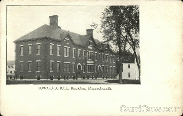 Howard School Brockton Massachusetts