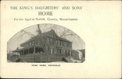 The King's Daughters' and Sons' Home for the Aged in Norfolk County