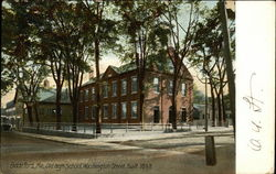 Old High School, Washington Street