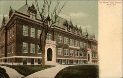 The Morse High School