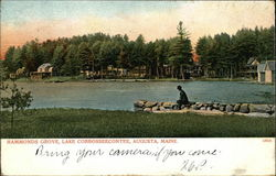 Hammonds Grove, Lake Cobbosseecontee