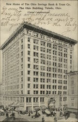 New Home of the Ohio Savings Bank & Trust Co., The Ohio Building