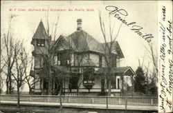 W.F. Cody (Buffalo Bill) Residence
