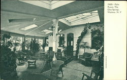 Palm Room, The Glen Springs