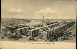 Plant of United Shoe Machinery Co