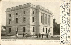 New Post Office at Pierre
