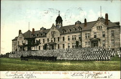 War College, US Training Station