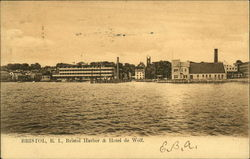 Bristol Harbor and Hotel de Wolf