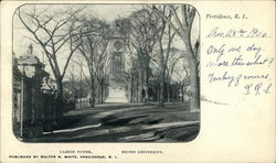 Brown University - Carrie Tower Postcard