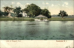 Lake at Daggett Park
