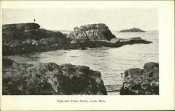 High and Pulpit Rocks