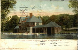 Roger Williams Park - Boat House