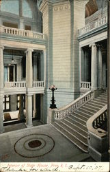 Interior of State House