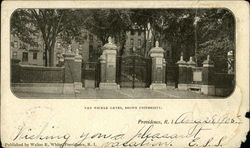 Brown University - Van Wickle Gates