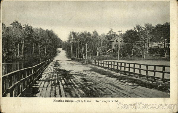 Floating Bridge Lynn Massachusetts