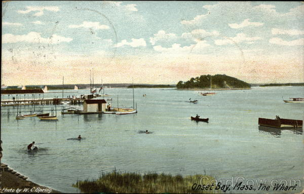The Wharf, Onset Bay Massachusetts