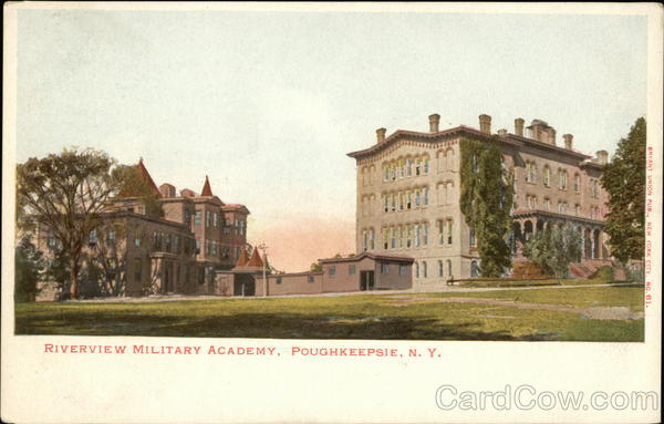 Riverview Military Academy Poughkeepsie New York