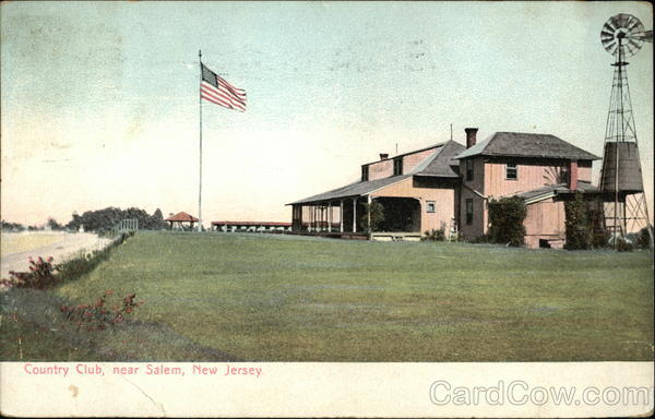 Country Club Salem New Jersey