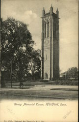 Kenay Memorial Tower