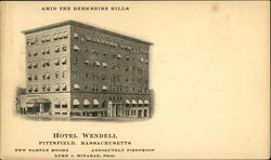 Hotel Wendell, Amid the Berkshire Hills