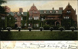 Ventfort Hall, G. H. Morgan Residence