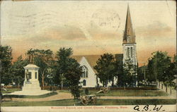 Monument Square and Christ Church