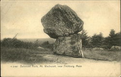 Balanced Rock, Mt. Wachusett