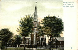 R.C. Church of the Holy Trinity Postcard