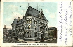 Custom House & Post Office