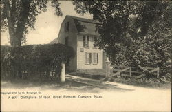 Birthplace of General Israel Putnam