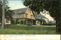 Home of William Cullen Bryant