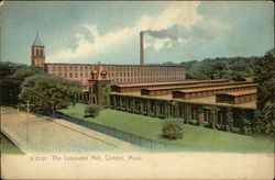 The Lancaster Mill