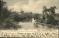 The Bend in the River Postcard
