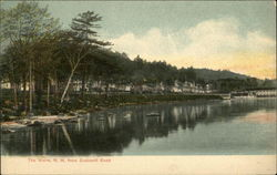 The Weirs, N.H., from Endicott Rock