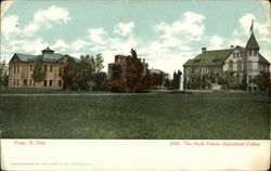 The North Dakota Agricultural College