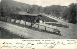 Harlem Division Station
