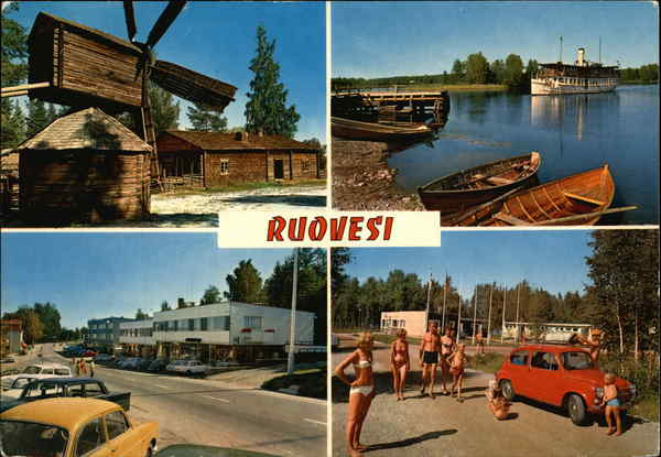 Greetings from Ruovesi Finland