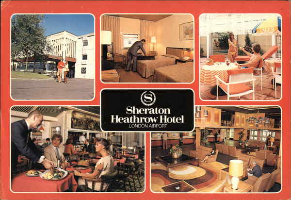Sheraton Heathrow Hotel London England