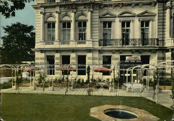 Park Court Hotel, Lancaster Gate London England