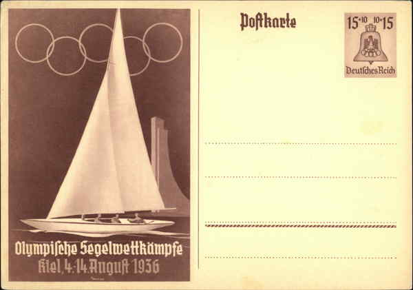 1936 Olympics Berlin Germany