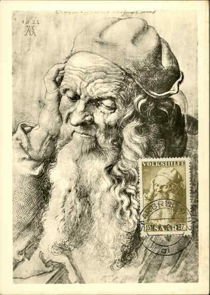 Albrecht Dürer, 1471-1528 Maximum Cards